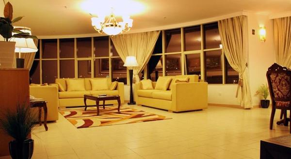 فندق سديم الفجر للشقق الفندقية - الطائف