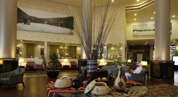 فندق غولدين توليب حائل