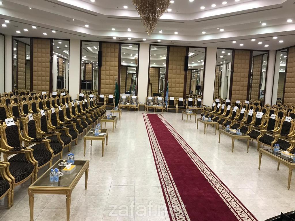 قاعة المشاعل للاحتفالات - الدمام