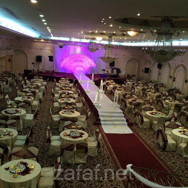 قاعة ليالي النور للاحتفالات