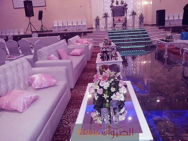 قاعة قصر الصيوان للاحتفالات