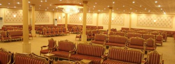 قاعة درة الافراح