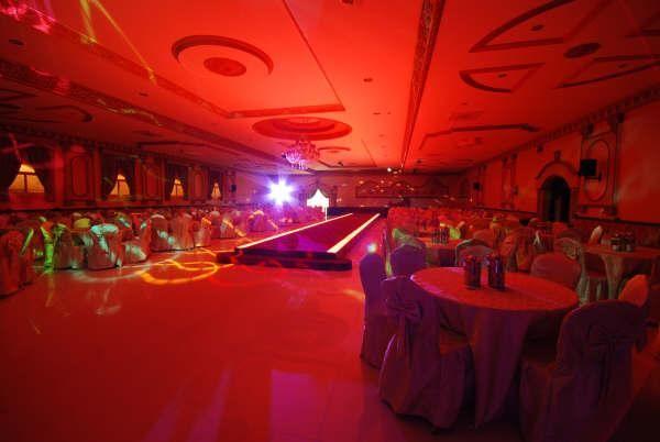 القاعة الكبرى للاحتفالات - الرس