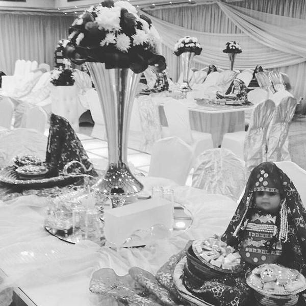 قاعة تولاي و رمشكا للاحتفالات