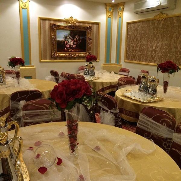 قاعة تركواز للاحتفالات