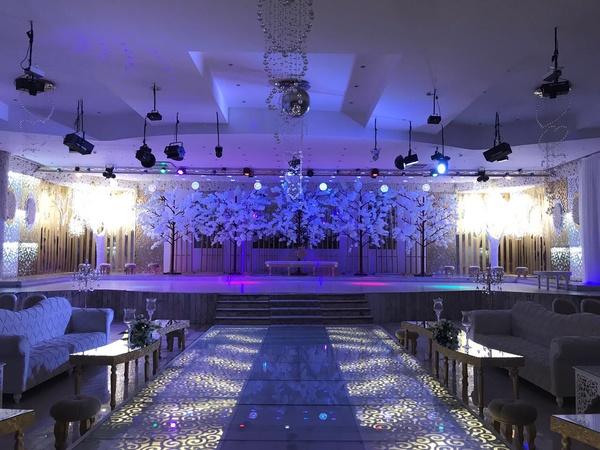 قاعة بانوراما للاحتفالات