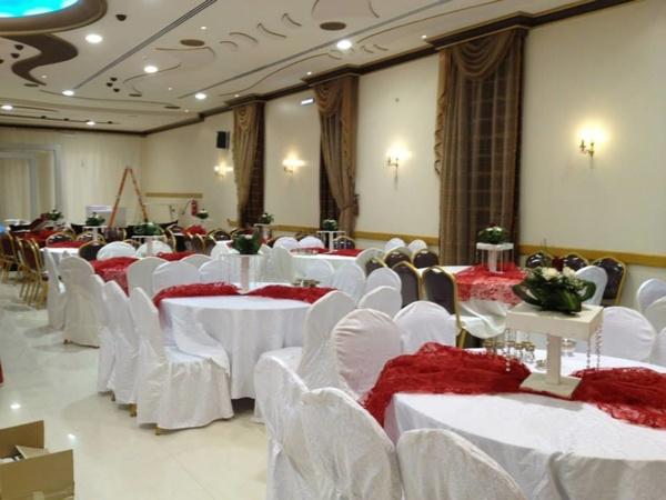 قاعة المها للاحتفالات
