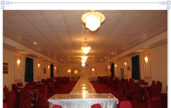 قاعة أضواء العروسة - بالرس