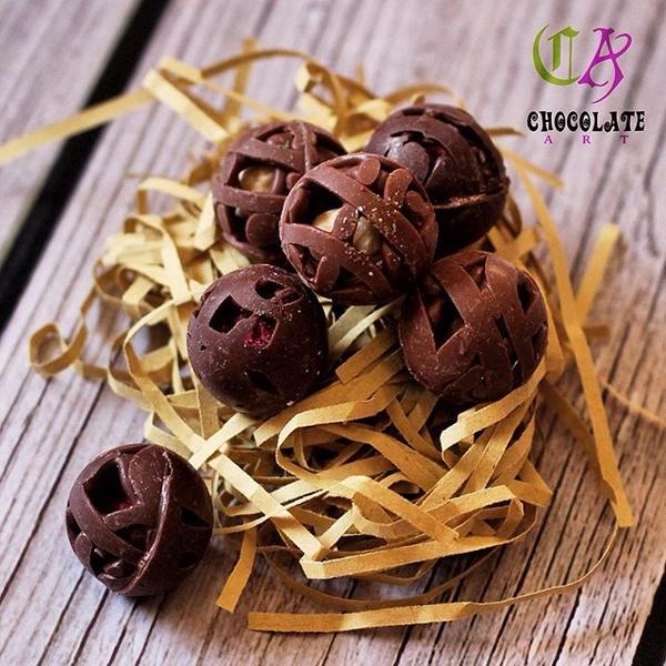 فن الشوكولاته