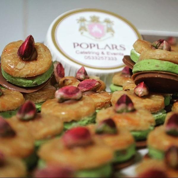 شوكولاتة بوبلارس