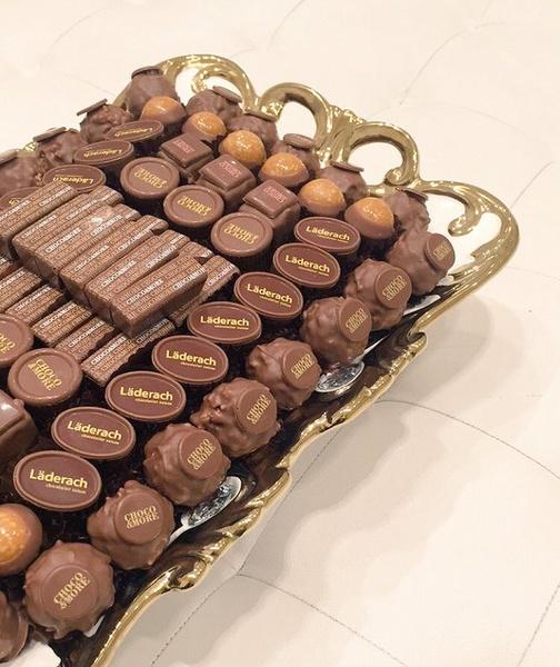 شوكولا دار اللاڤندر