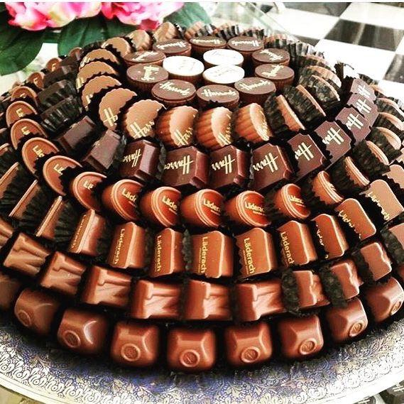 جدوف للشوكولا