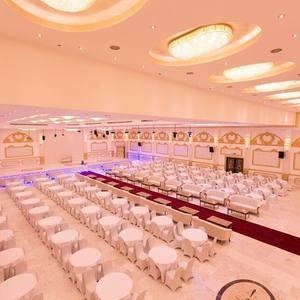 قاعة حلات الورد للمناسبات قصور الافراح الرياض