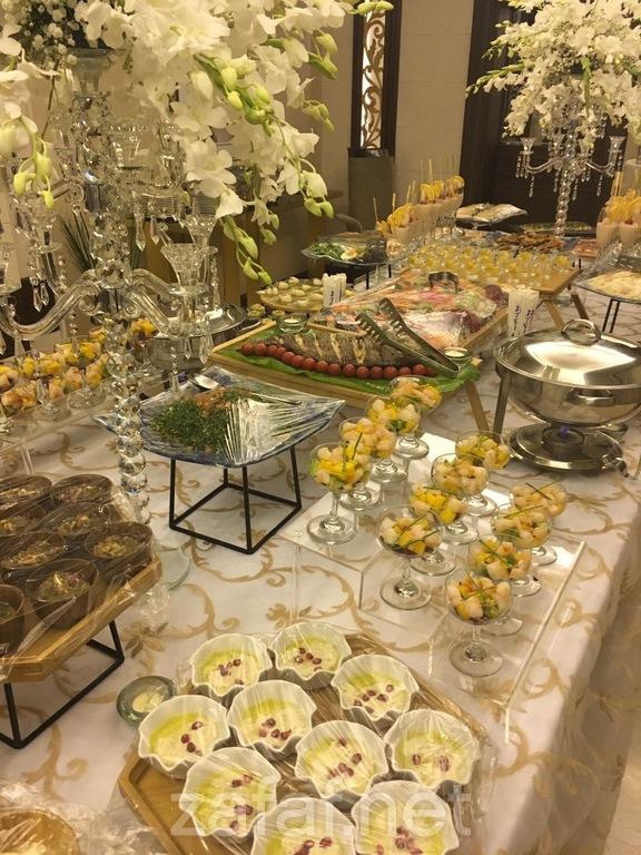 قاعة مطعم سبازيو للافراح و المناسبات