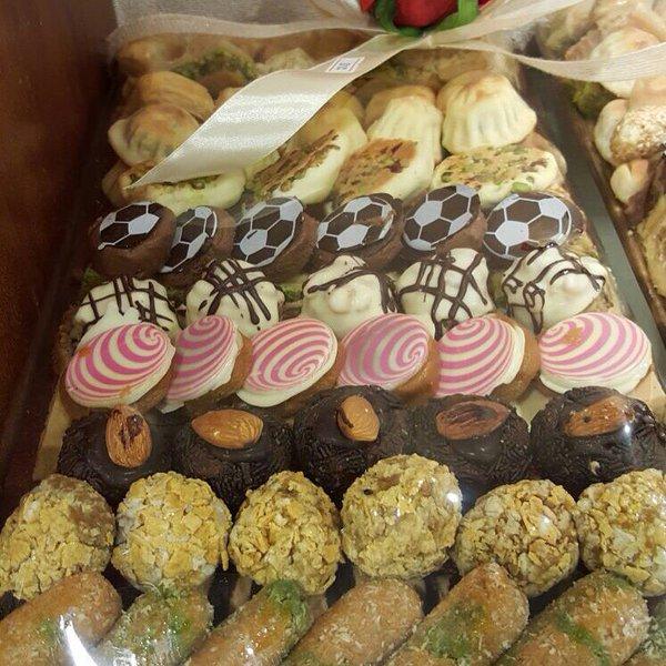 حلويات طيبة برديسي إخوان