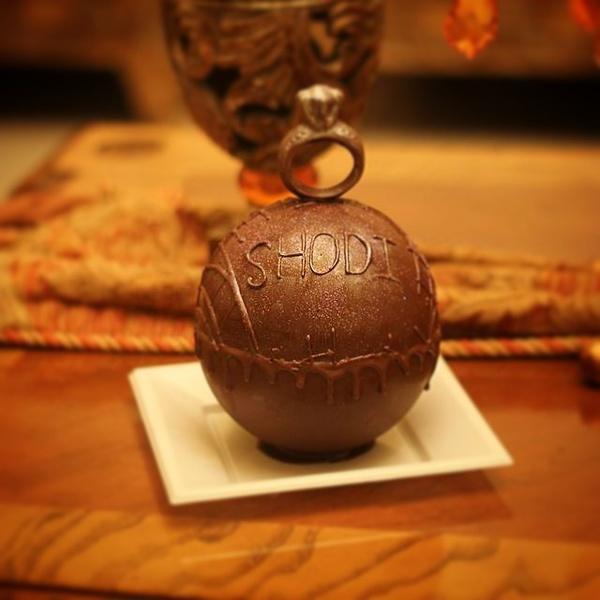 معرض الشوكولا للضيافة