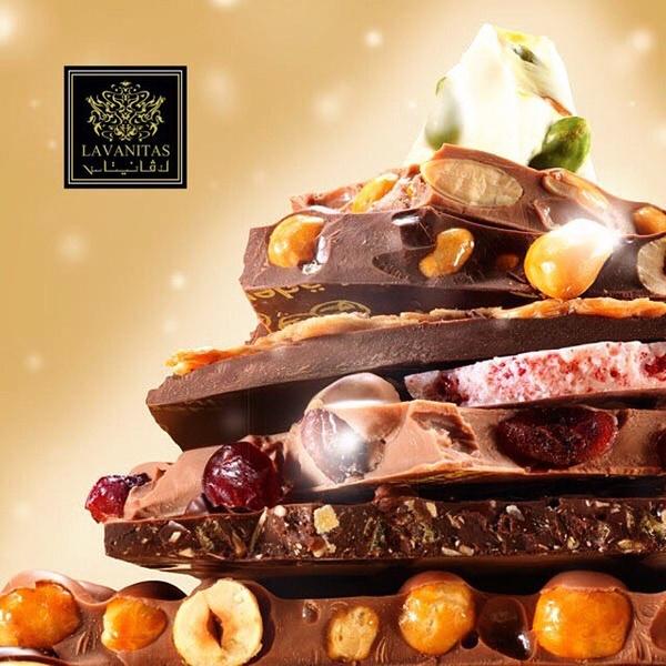 لافانيتاس للشوكولا و الضيافة