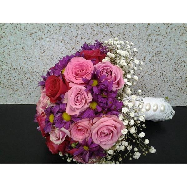زهور رومانس