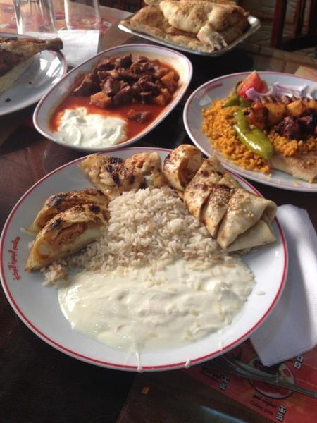 مطعم اليسيرة التركية