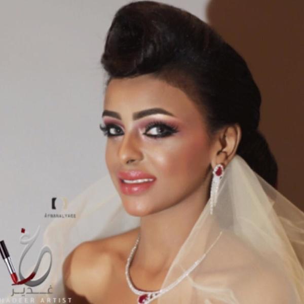 خبيرة التجميل غدير سلطان