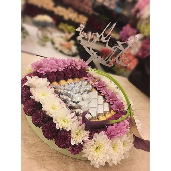 كوخ الزهور