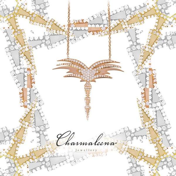 مجوهرات شارمالينا