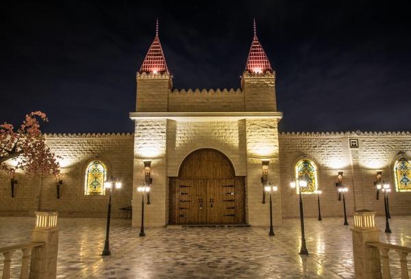 قاعة القلعة