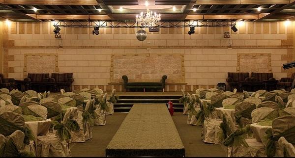 قاعة الروشه للاحتفالات