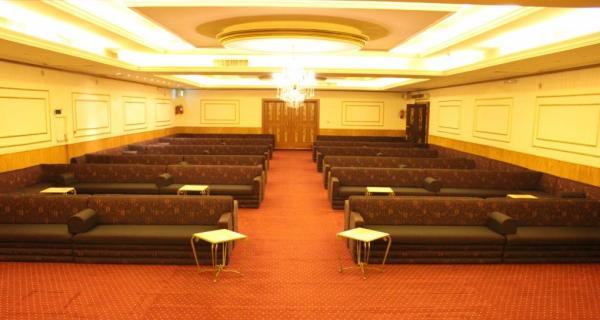 قاعة شهرزاد