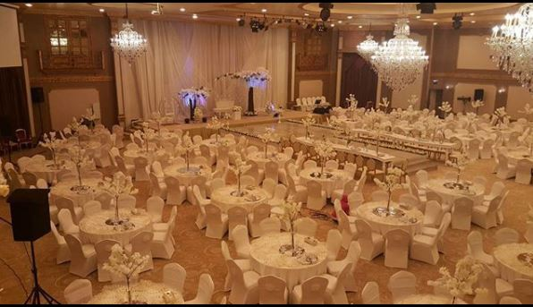 قاعة مسايا مكة للاحتفالات
