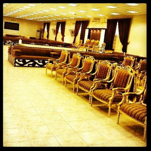 قاعة الوفاق القصيم
