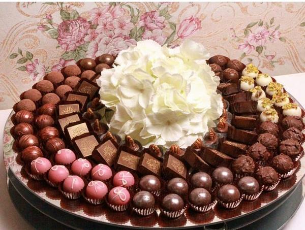 حلويات تريت للضيافة