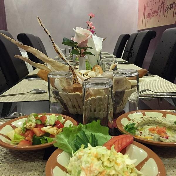 مطعم الفراشة