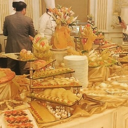 مهرجان للمأكولات والحفلات الخارجية