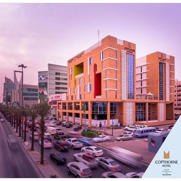 فندق أطياف الرياض