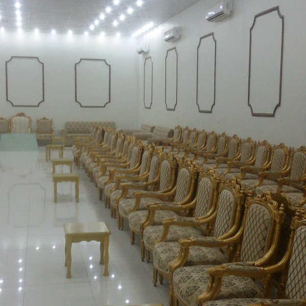 قاعة ياسمين الشام