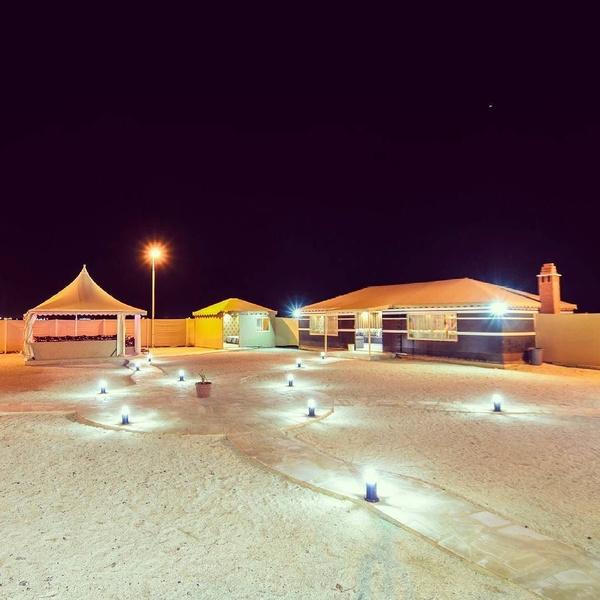 مخيم رعد الشمال