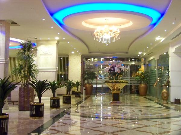 فندق فخامة الشرق