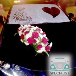 المتخصص لتجهيز سيارات العرسان