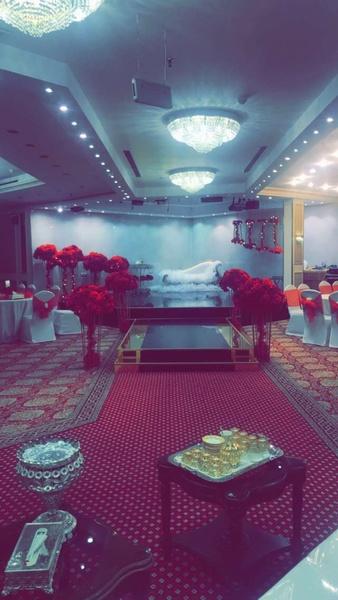 فندق الازهر جدة - قاعة السوسن