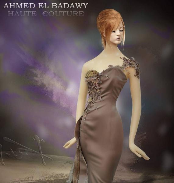 المصمم أحمد البدوي