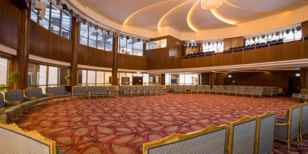 فندق كراون بلازا الرياض آر دي سي