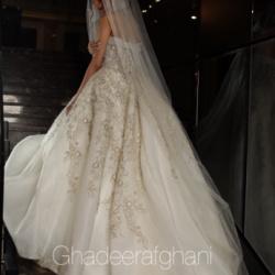 فساتين زفاف و ازياء الحور