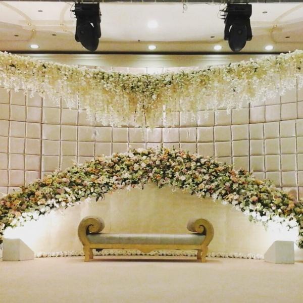 قاعة زهرة الشرق مكة