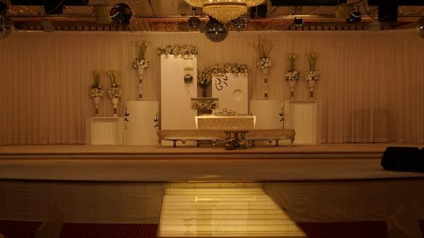 قاعة بدر ام الجود للاحتفالات