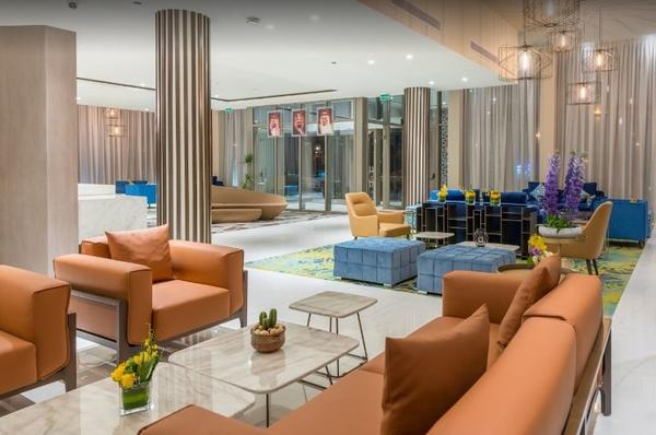 فندق راديسون بلو جدة ، الكورنيش