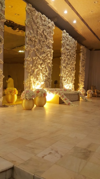 قاعة ليالي العرب للاحتفالات