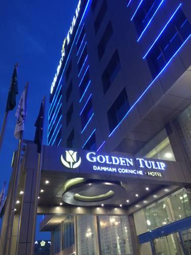 فندق جولدن توليب الدمام الكورنيش