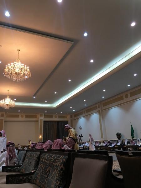قاعة القصر للاحتفالات بالخرج