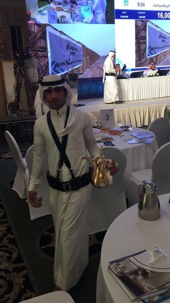 أصل الضيافة العربية